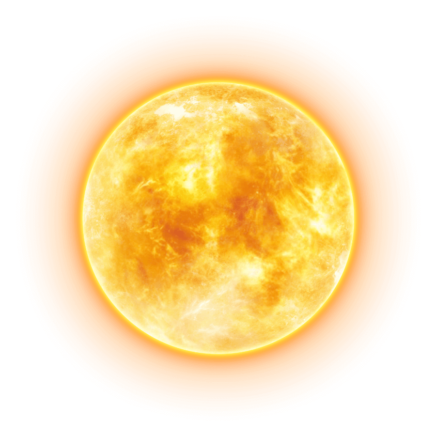 Солнце. Число 1