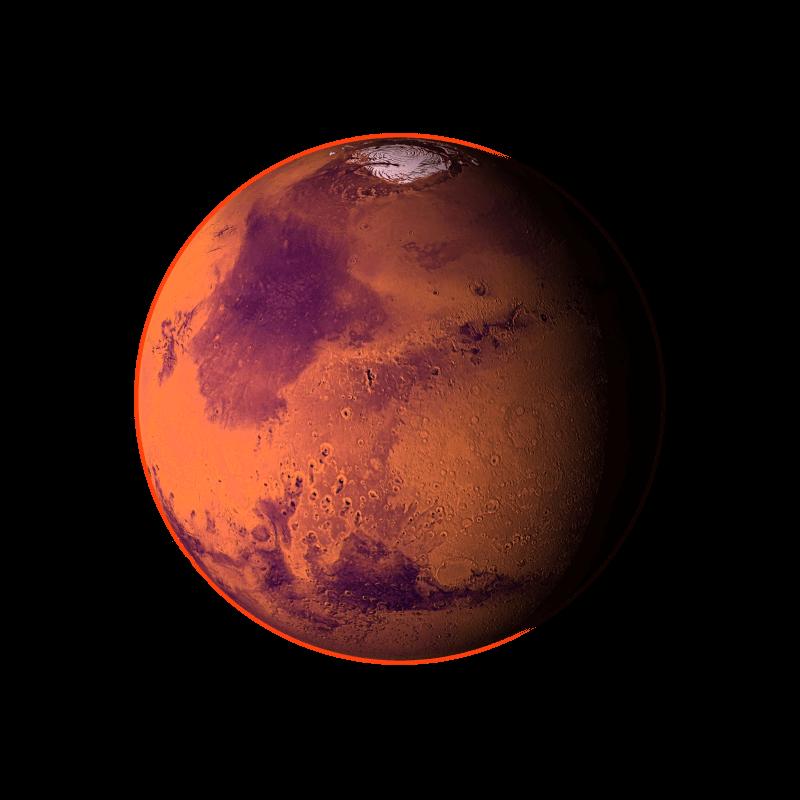 Марс. Число 9